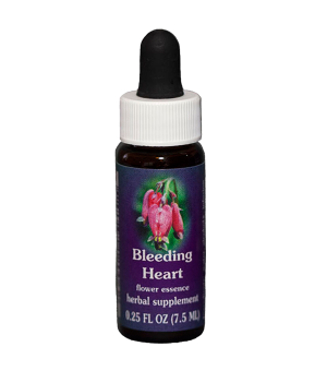 bleeding heart, fes flower essence