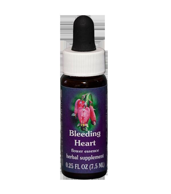 bleeding heart, fes flower essence