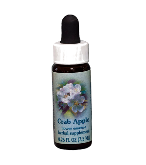 crabapple, healing herbs, flower essence