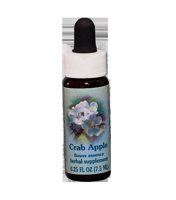 crabapple, healing herbs, flower essence