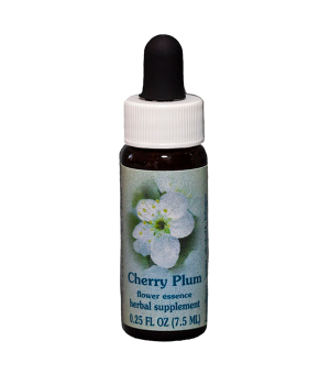 cherry plum, healing herbs, flower essence