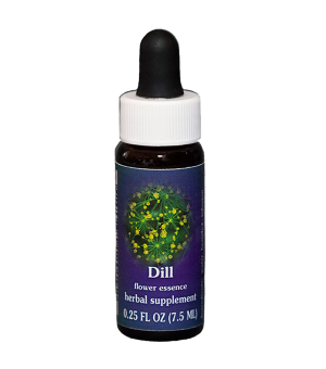 dill, fes flower essence