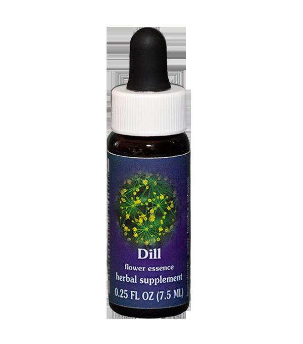 dill, fes flower essence