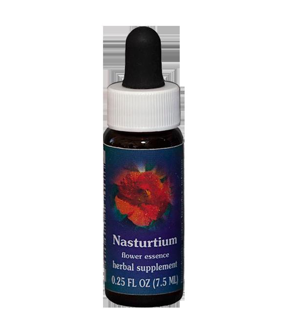 nasturtium, fes flower essence