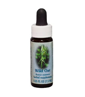 wild oat, healing herbs, flower essences